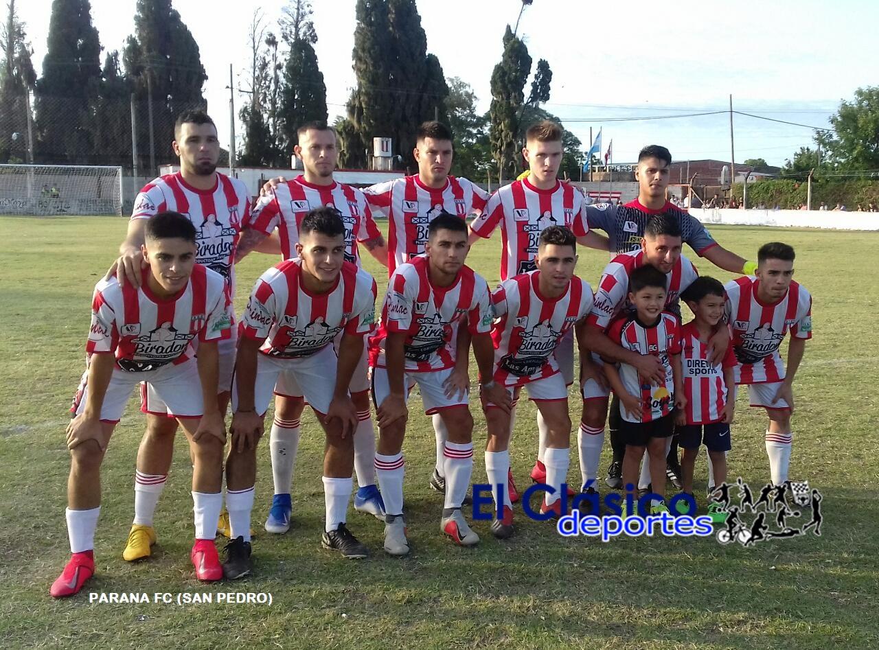 Copa de Clubes: Paraná FC tuvo un debut soñado!!