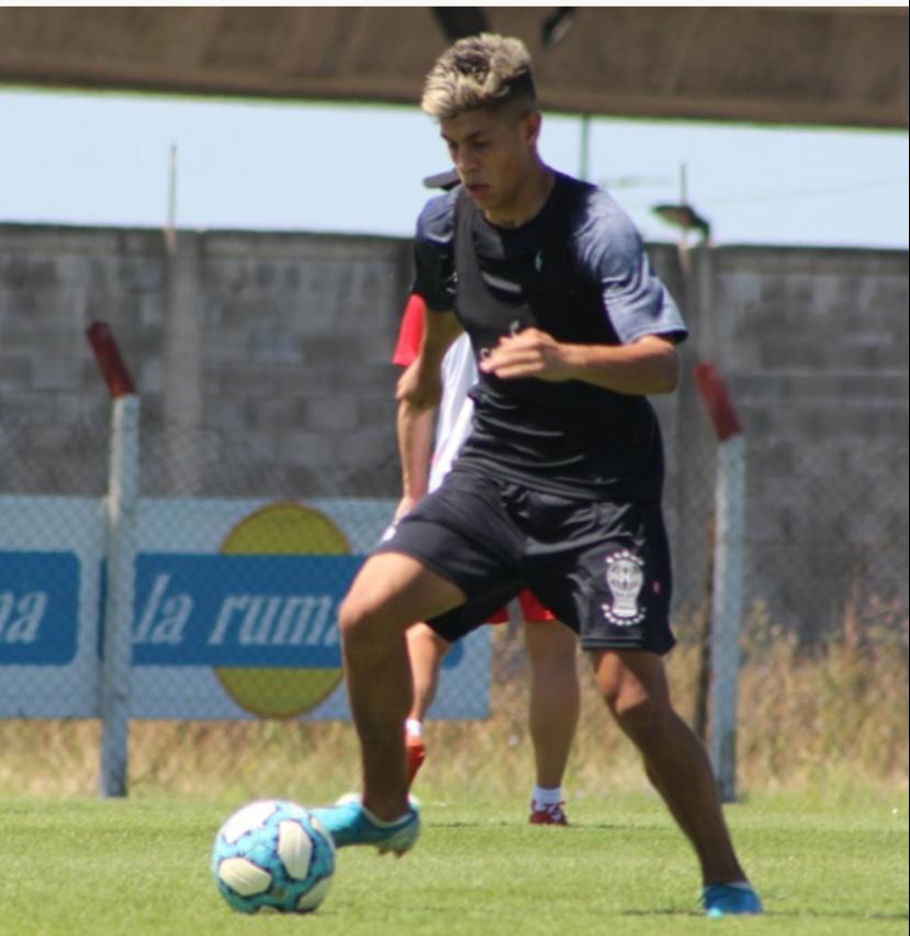 Sebastián Ramírez está entre los primeros convocados por Damonte en Huracán