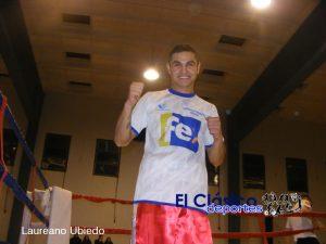Boxeo: «Dinamita» Ubiedo recarga cartuchos