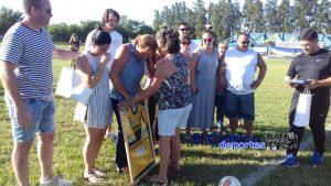Homenaje de independencia y Paraná a familiares de Gustavo Calvet