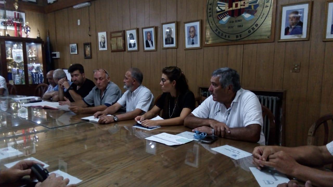 El Consejo Directivo de la liga renovó su mandato por dos años más
