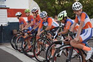 Ciclismo en San Nicolás: Fue «Grosso» el triunfo del ciclista nicoleño