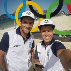 ¡Julio Alsogaray clasificado por cuarta vez a los Juegos Olímpicos!