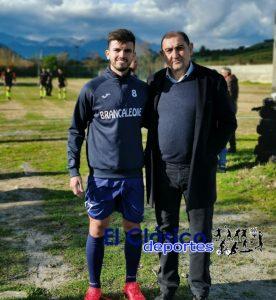 Fútbol Internacional: Francisco Baca en Italia busca su destino en el fútbol