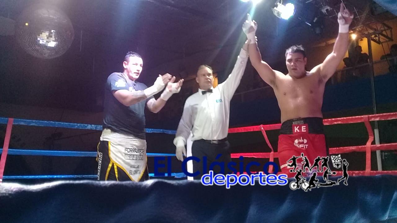 Boxeo argentino actualizado: Ranking al 31 de mayo. Kevin continúa sexto en Pesados.