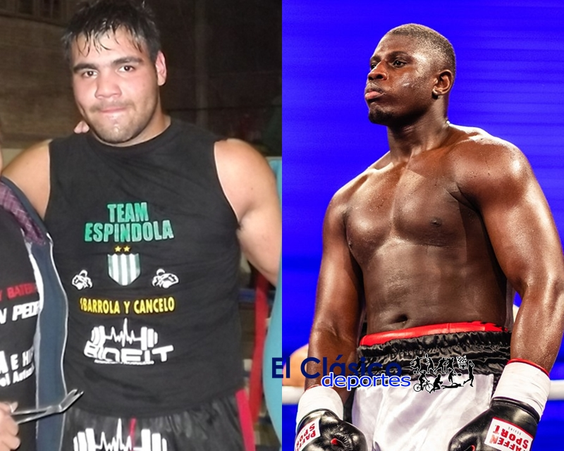 Postergada la pelea en Alemania, Kevin Espíndola podría buscar el Sudamericano que esta vacante
