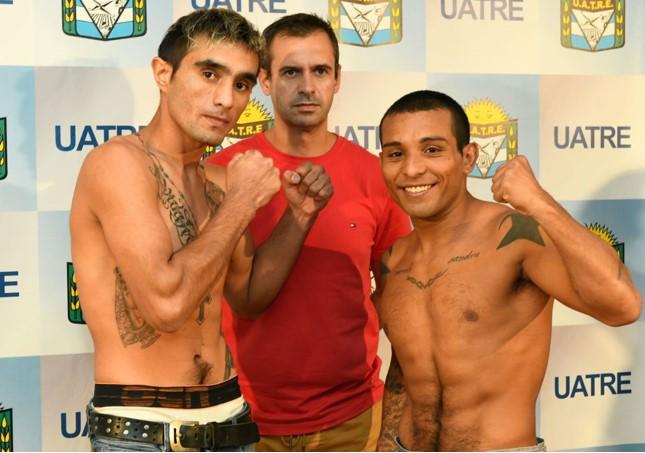 Boxeo nacional: La velada por el título argertino va el domingo