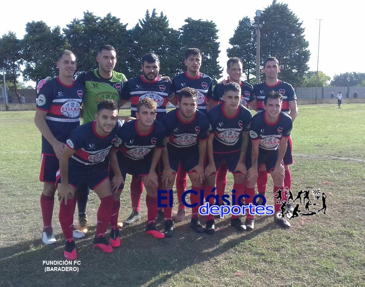 Copa de Clubes: Fundición ganó, goleo y gustó