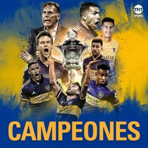 Superliga Argentina: River no pudo en Tucumán y Boca con gol de Tévez superó a Gimnasia y se coronó campeón