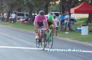 Ciclismo en San Pedro: Interesante festival en el Panorámico