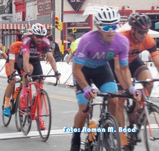 Ciclismo Nacional: Genoud con destacada participación en la «Vuelta del Centro»