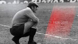 Falleció una leyenda del arco: Amadeo Carrizo