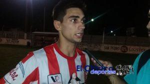 Franco Boaglio, las 26 preguntas al actual goleador del fútbol zonal
