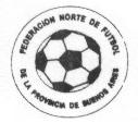 Federación Norte suspendió la actividad de la Copa de Clubes