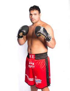 Kevin Espíndola retornaría al ring en Villa Carlos Paz