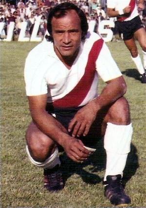 Oscar «Pinino» Más, el segundo goleador histórico de River
