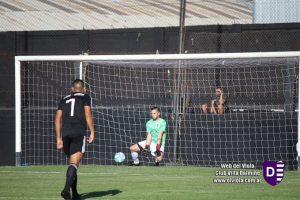 Empates: V. Dálmine ante Riestra y Def. de Belgrano (VR) en Chaco