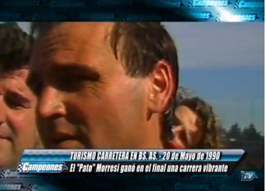 Este viernes se cumplen 26 años del fallecimiento de Osvaldo Morresi