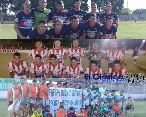 Copa de Clubes: Se conocen los rivales de los equipos locales