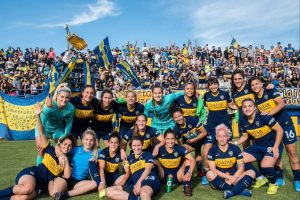 Lee más sobre el artículo Boca de Luli Manicler volverá a jugar la Copa Libertadores