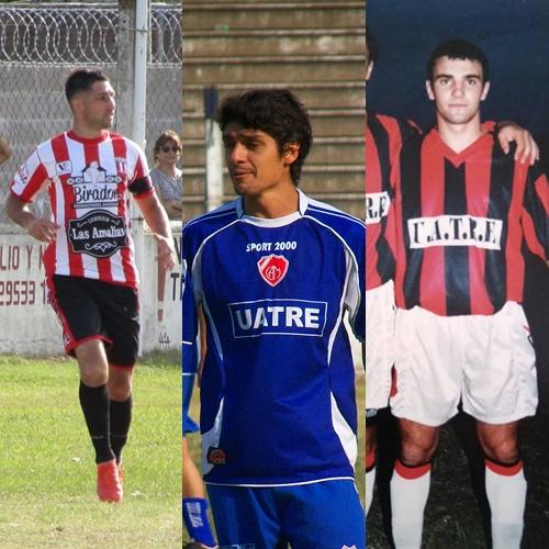 ¡El medio del seleccionado ideal tiene dueños! Ledesma, Bertolini y Calabressi.