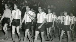 Lee más sobre el artículo Sudamericano del '57: Carasucias y atrevidos, albicelestes de corazón