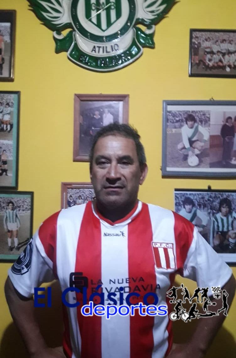 Atilio Baltar: Larga trayectoria en el fútbol nacional