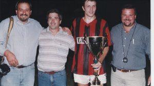 Selecciones de fútbol mayor: La última edición fue San Pedro el campeón