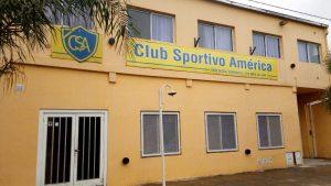 71º Aniversario de la fundación de Sportivo América
