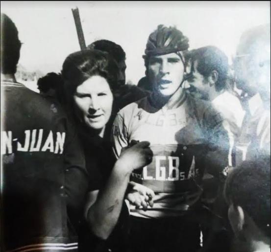 José E. Hepp marcó un antes y un después en el ciclismo local