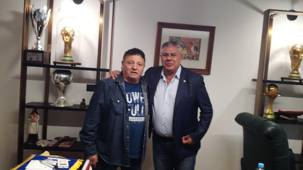 ATFA: Salvador 'Tano' Pasini dialogó con El Clásico