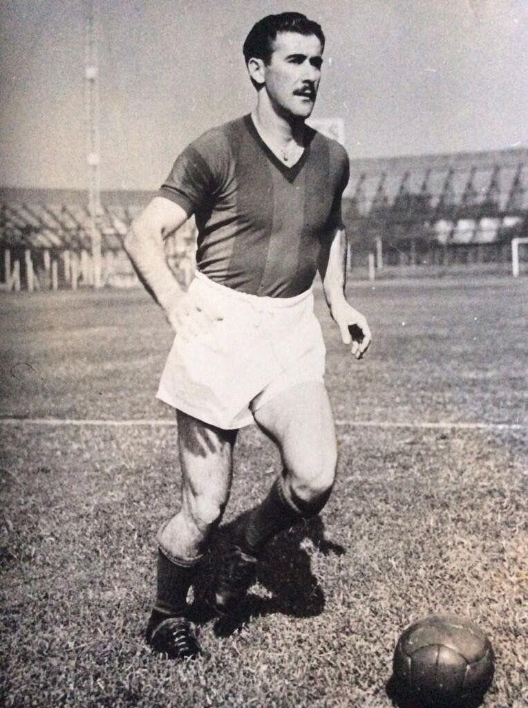 René Pontoni, eterno goleador