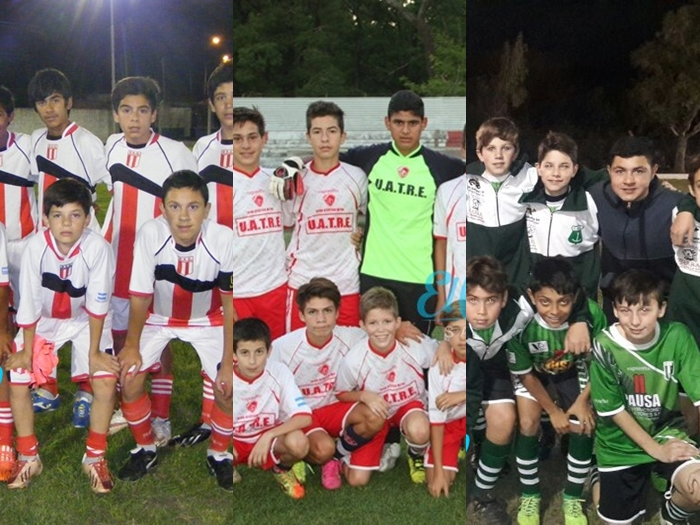 Sub 13 de Clubes: Paraná, Mitre y La Esperanza fueron campeones