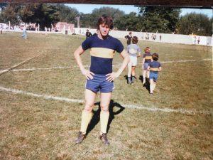 Hugo Bellocchio: La historia del eterno goleador perezmillanense