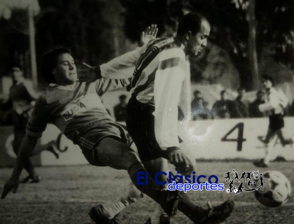 Jugó con Gamboa y Batistuta, tuvo de técnico a Bielsa. La nota de hoy es Marcelo Mallo