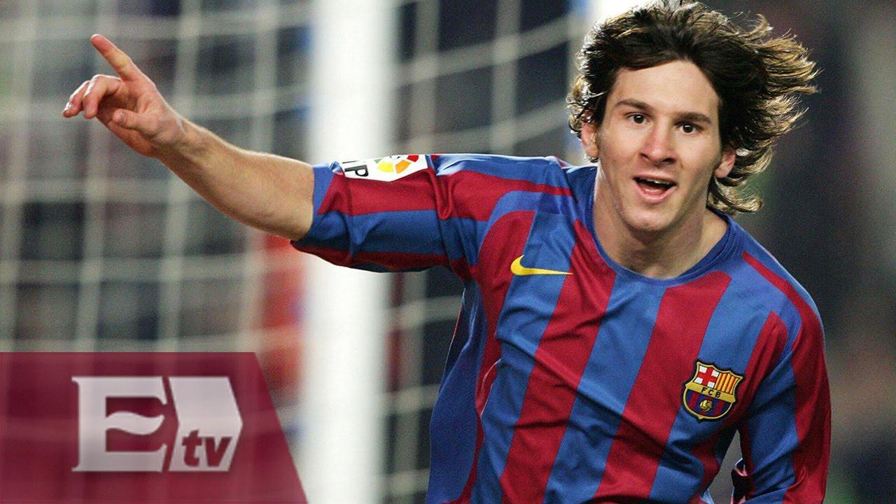 A 15 años del debut en las redes de Lionel Messi