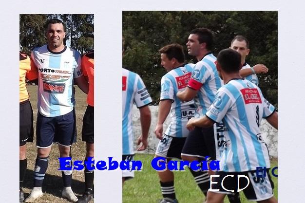 Hoy conocemos a Esteban 'pampa' García