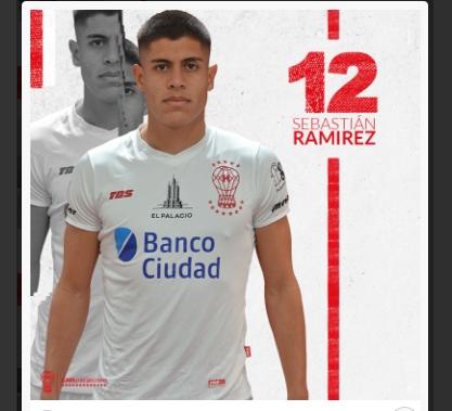 El futuro de Sebastián Ramírez podría ser España