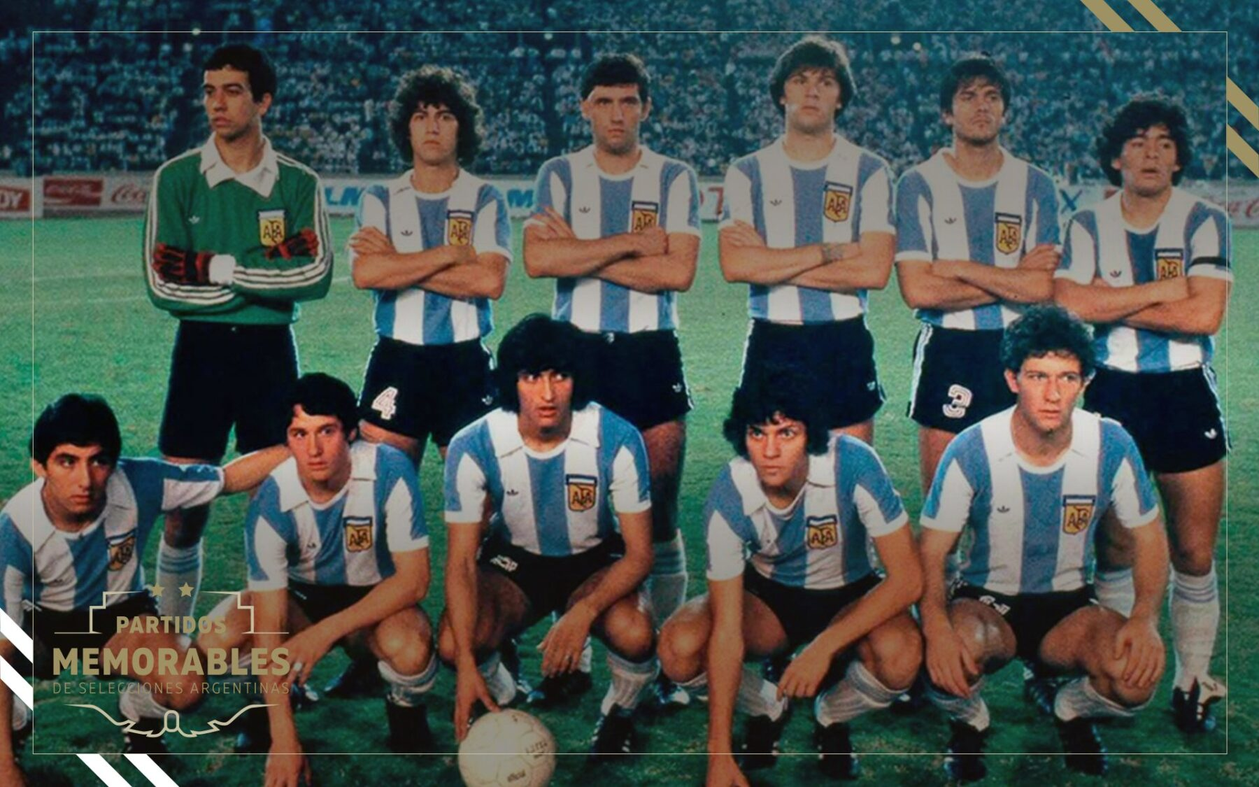 El despertar de la categoría dorada: un 3 a 1 sobre la URSS en 1979 le dio a la Selección Sub 20 de Argentina su primera Copa del Mundo