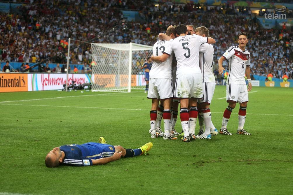 En el recuerdo: Argentina subcampeón mundial en Brasil