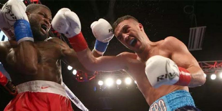 El sábado boxeo por TyC Sports