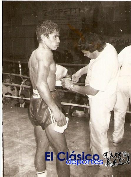 'Marito' Romero, un obrero del ring