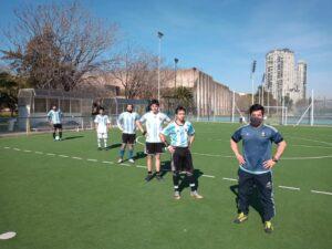 FADeC: Los Murciélagos volvieron a los entrenamientos. Tokio 2021 confirmó días de juego