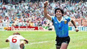 Día del futbolista: el 22 de junio es el elegido en homenaje a Diego A. Maradona
