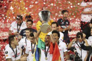 Lee más sobre el artículo El Sevilla, con tres argentinos en su equipo, se quedó con la Europa League