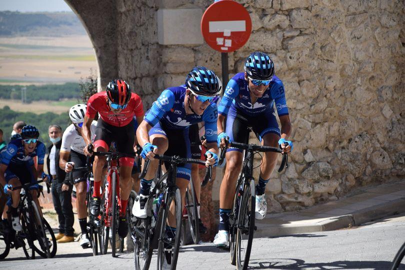 Vuelta Internacional a Talavera «Juniors»: Gran performance de Fran Chipolini.