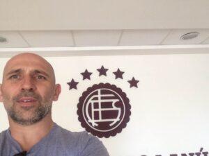 Claudio Tofolo: exjugador de Mitre, Periodista y Agente de Jugadores