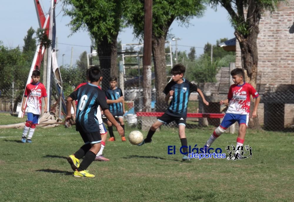 La Liga Infantil de Fútbol canceló la actividad de 2020