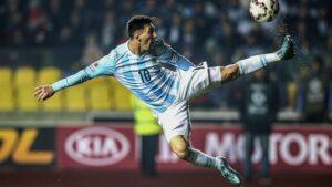 Messi puede jugar la doble fecha