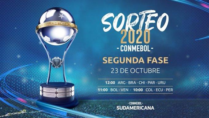 Se sortean los Octavos de la CONMEBOL Libertadores y la Segunda Fase de la CONMEBOL Sudamericana